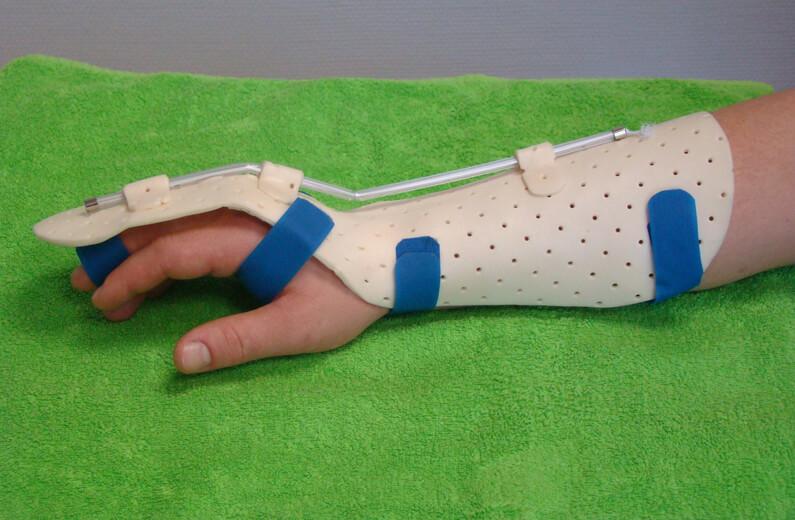 Nachbehandlung nach operativen Eingriff